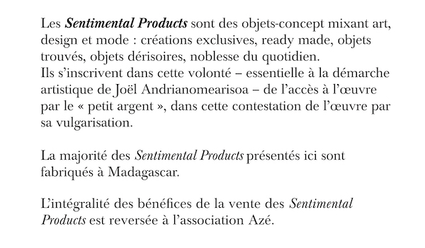 1-Sentimental Products